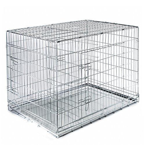 Robot Check Dog Crate Pet Crate Large Dog Crate