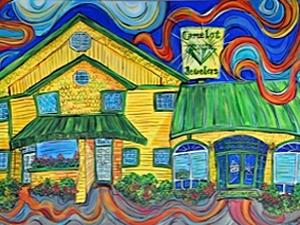 Original Painting by Nikki Pritchett