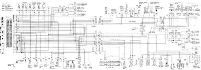 23 Automatic Engine Wiring Harness Diagram Technique Bacamajalah Diagram Electrical Wiring Diagram Wire