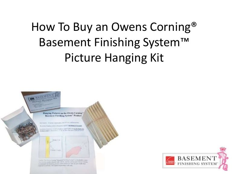 where and how to buy an owens corning basement finishing system rh pinterest com