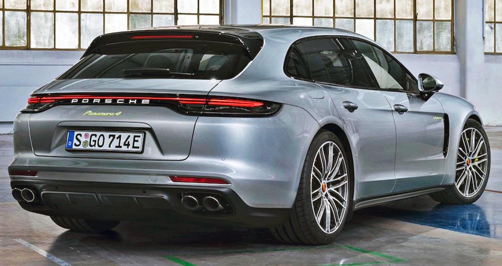 بورش باناميرا 4 أس إي هايبرد سوبرت توريسمو 2021 الجديدة واغن الأداء العالي الهجينة موقع ويلز Porsche Panamera Porsche Panamera 4 Porsche