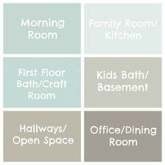 Image Result For Grey Color Palette For Home Paint Colors For Home Paint Colors House Painting