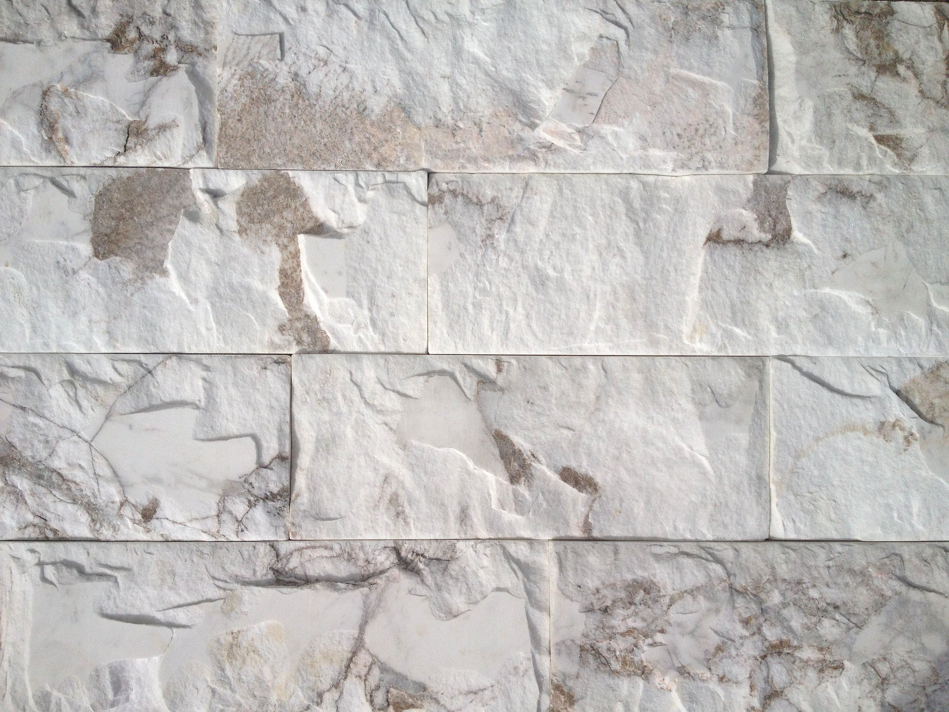 Split Face Stone Wall Google Search