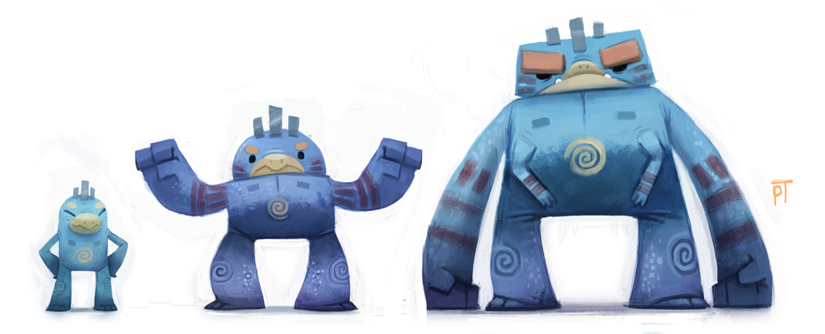 DAY 471. Kanto 066 - 067 - 068 by Cryptid-Creations on deviantART