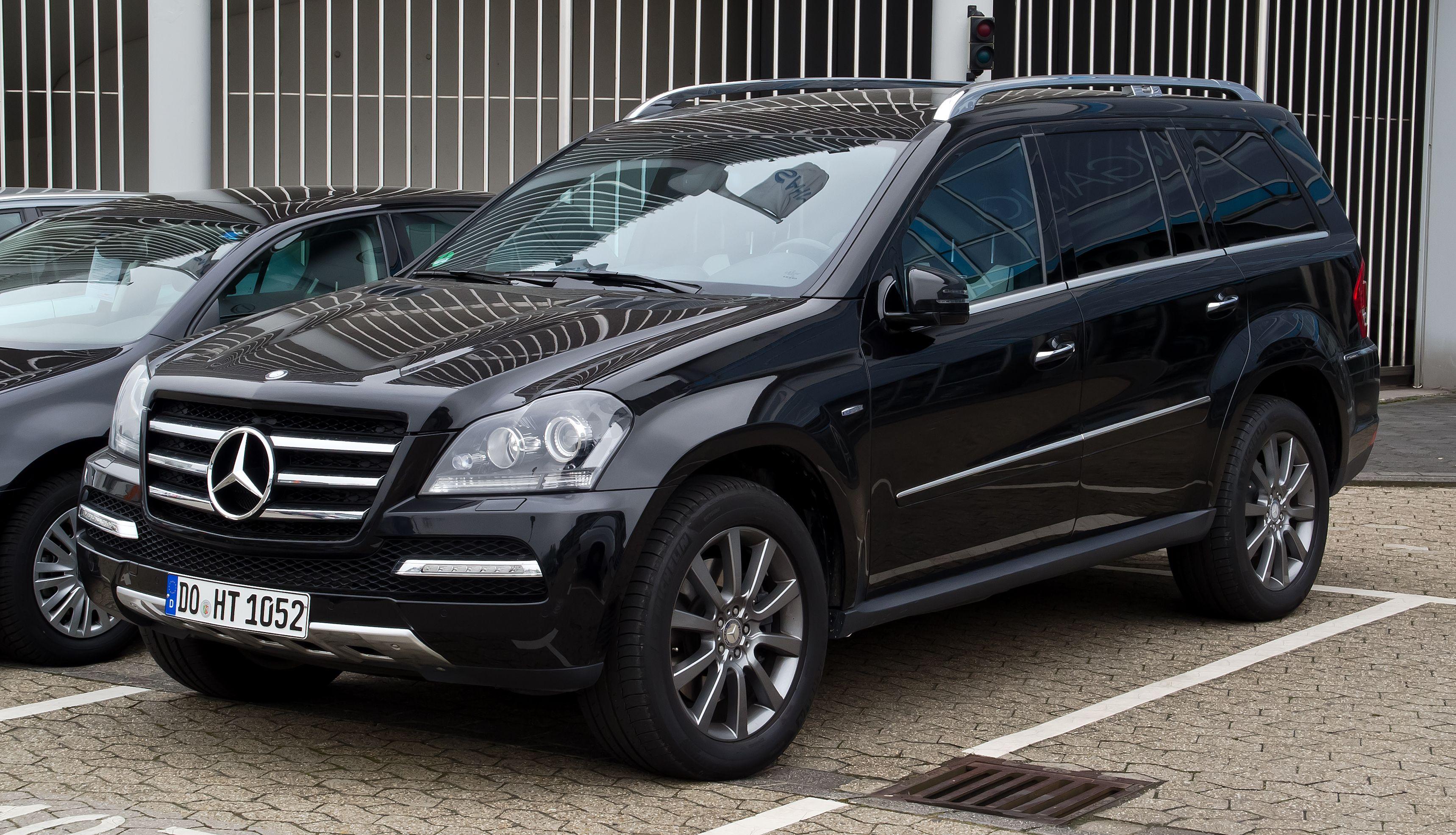 Mercedes Benz Gl350