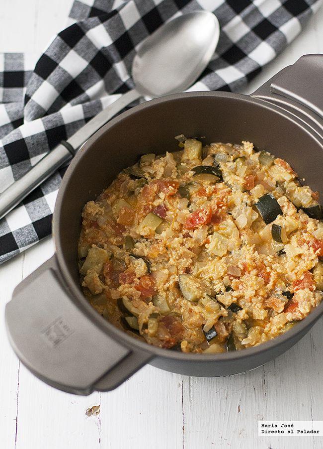 El pisto a la bilbaína es un entrante caliente muy popular. Es un plato muy refrescante y se sirve, principalmente, cuando empieza en buen tiempo y las horta...