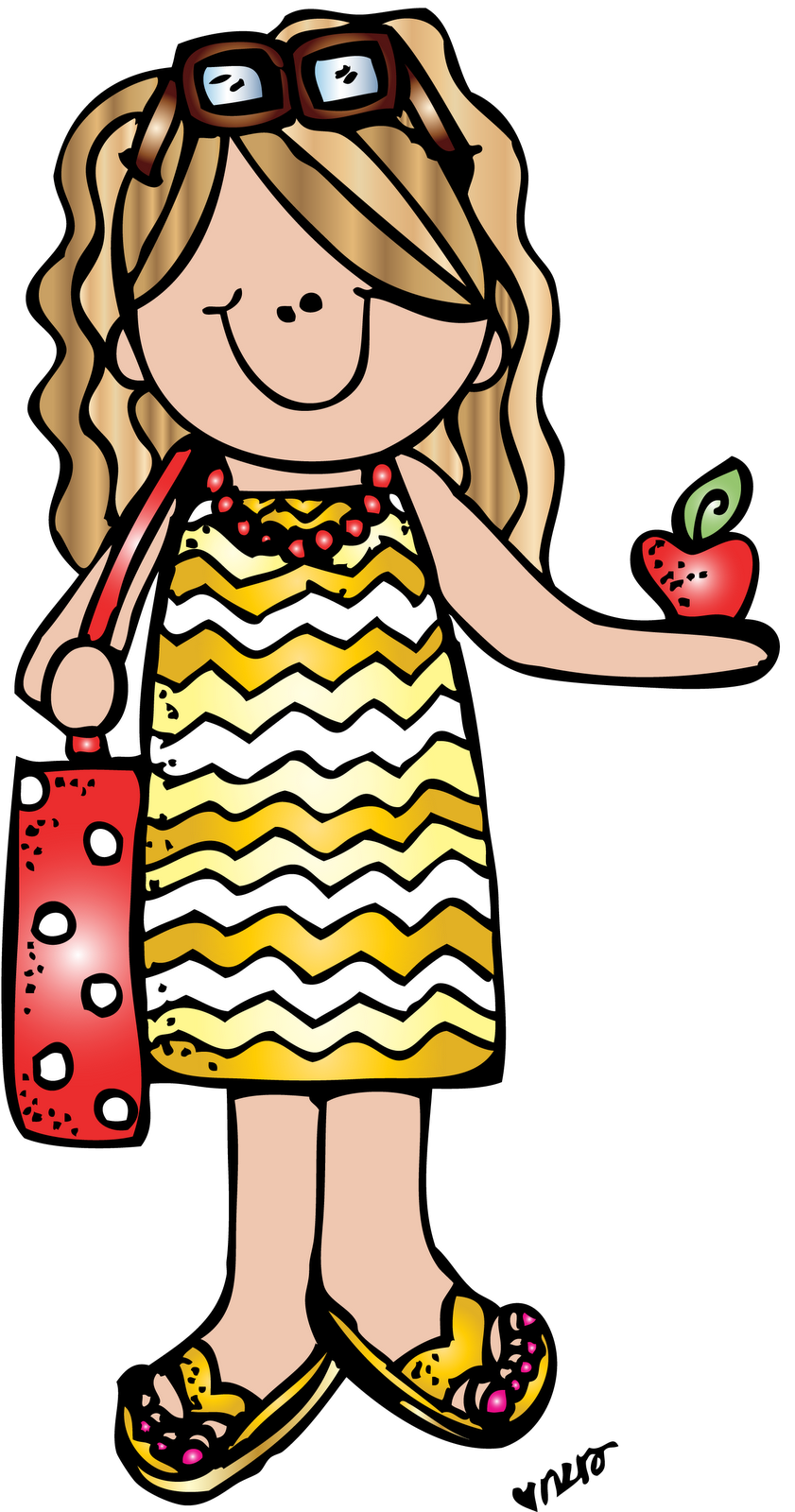 small resolution of girls clips school clipart school days back to school clip art