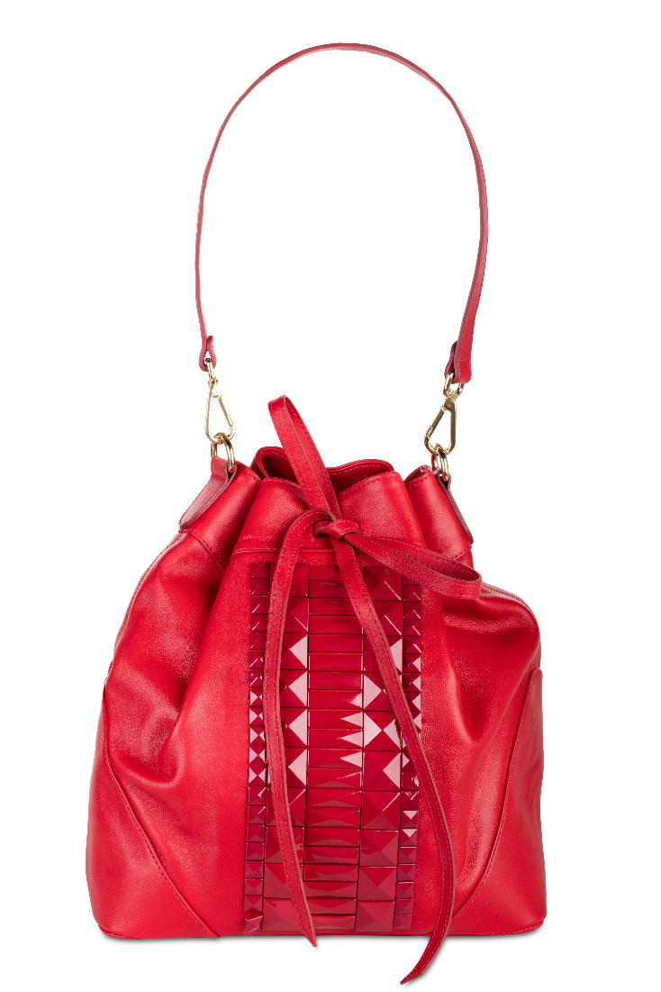 IRIS RED See details at: http://www.moreel.co.uk/product/margo-red/ #luxuryhandbags #handbags #luxury #handbag