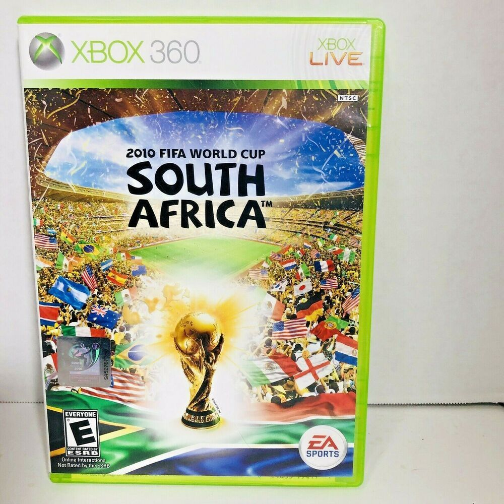 Find Many Great New Used Options And Get The Best Deals For Xbox 360 2010 Fifa World Cup Videogames At The Best Online Prices A Fifa World Cup World Cup Fifa