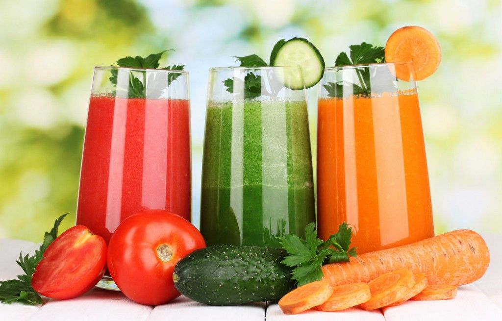 Batidos Detox – ¡A tu salud!