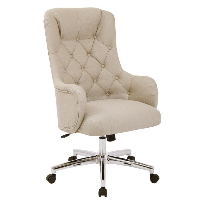 Oliveira High-Back Executive Chair | Executive chair, Office desks ...
