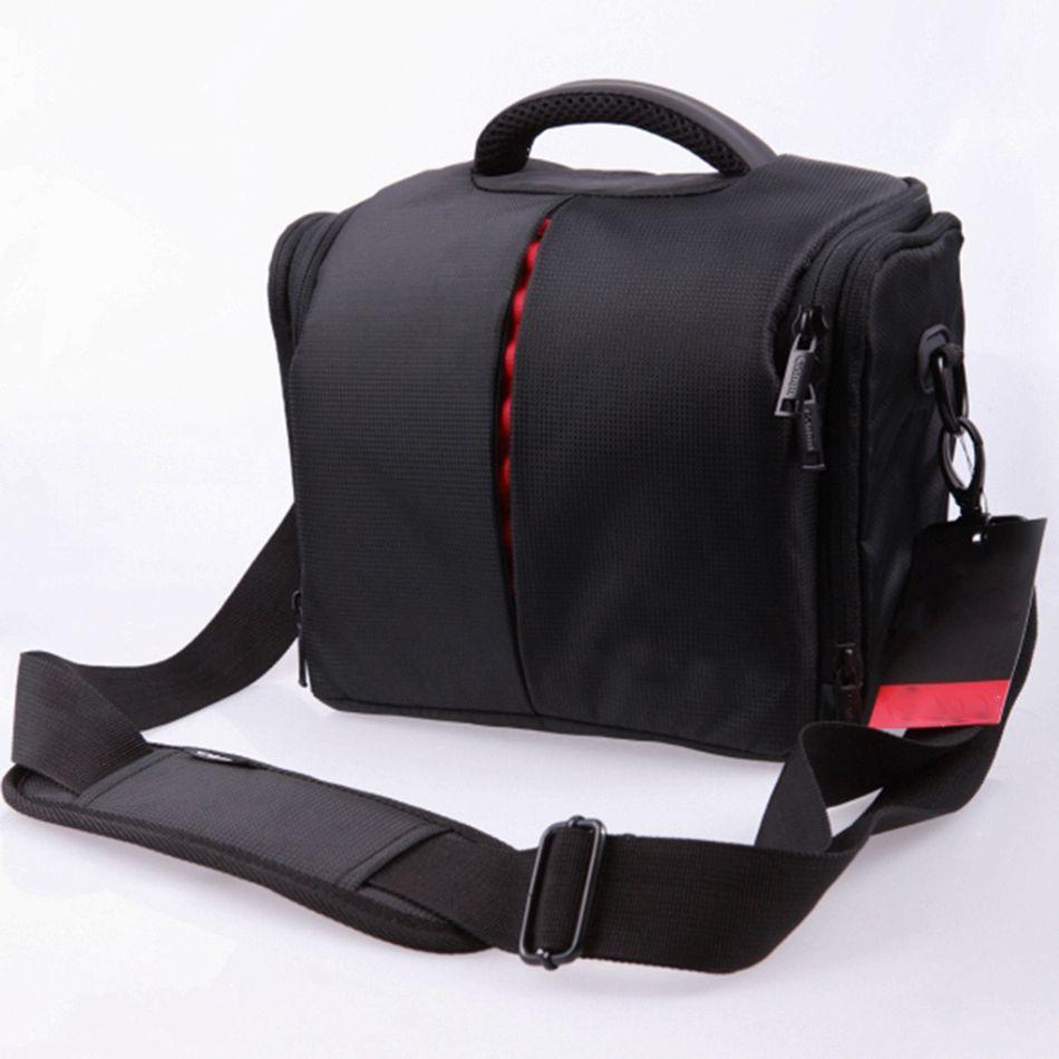 DSLR Water-Proof Camera Shoulder Bag Case For Canon EOS 650D 6D 550D 600D 1100D