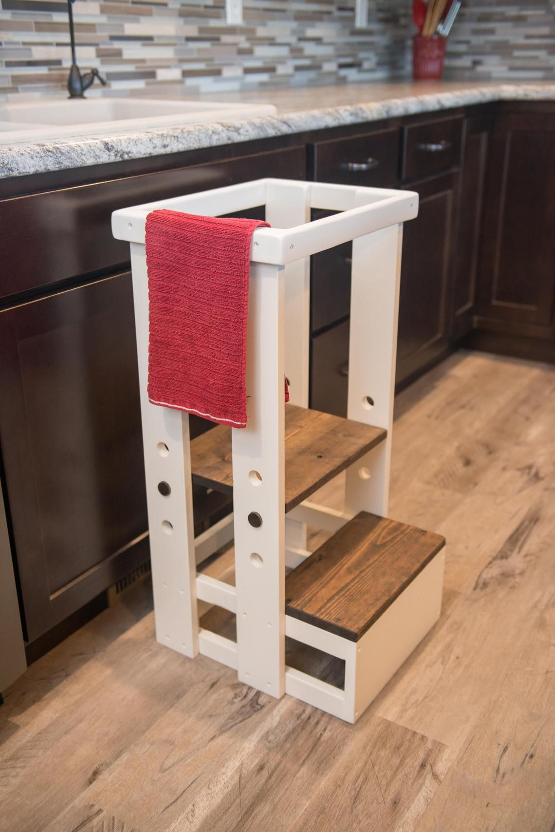 Mommy's Helper Toddler Step Stool Etsy in 2020
