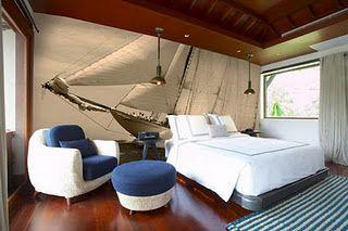 OMG love the sailboat