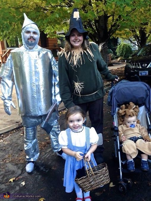 Wizard of Oz - Halloween Costume Contest at Costume-Works - good halloween costumes ideas