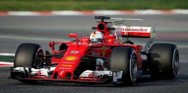 Automobilismo - Todos os novos carros da Fórmula 1