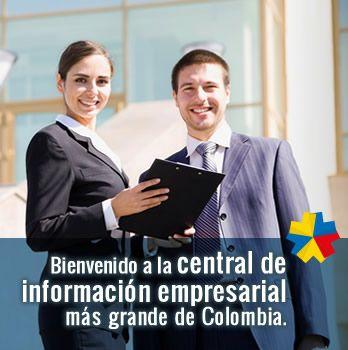 Bienvenido a la central de informació empresarial más grande del país