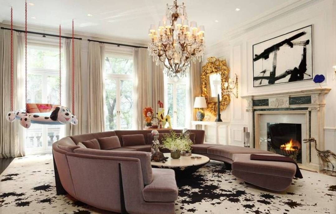 room stylish chandelier for living - Chandelier Living Room Ideas