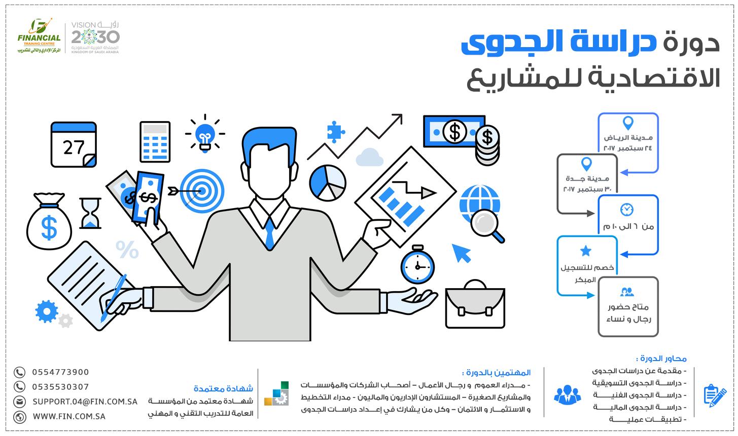 دورة دراسة الجدوى الاقتصادية Economic Feasibility Study 24 سبتمبر2017 مدينة الرياض 30 سبتمبر2017 مدينة جدة للتواصل 055477390 Bullet Journal Journal