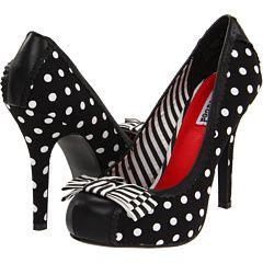 OMG!! These scream me!! love the polka dots!!