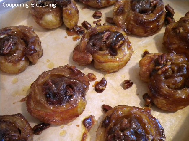 Couponing & Cooking: Barefoot Contessa's Quick & Easy Pecan Sticky Buns