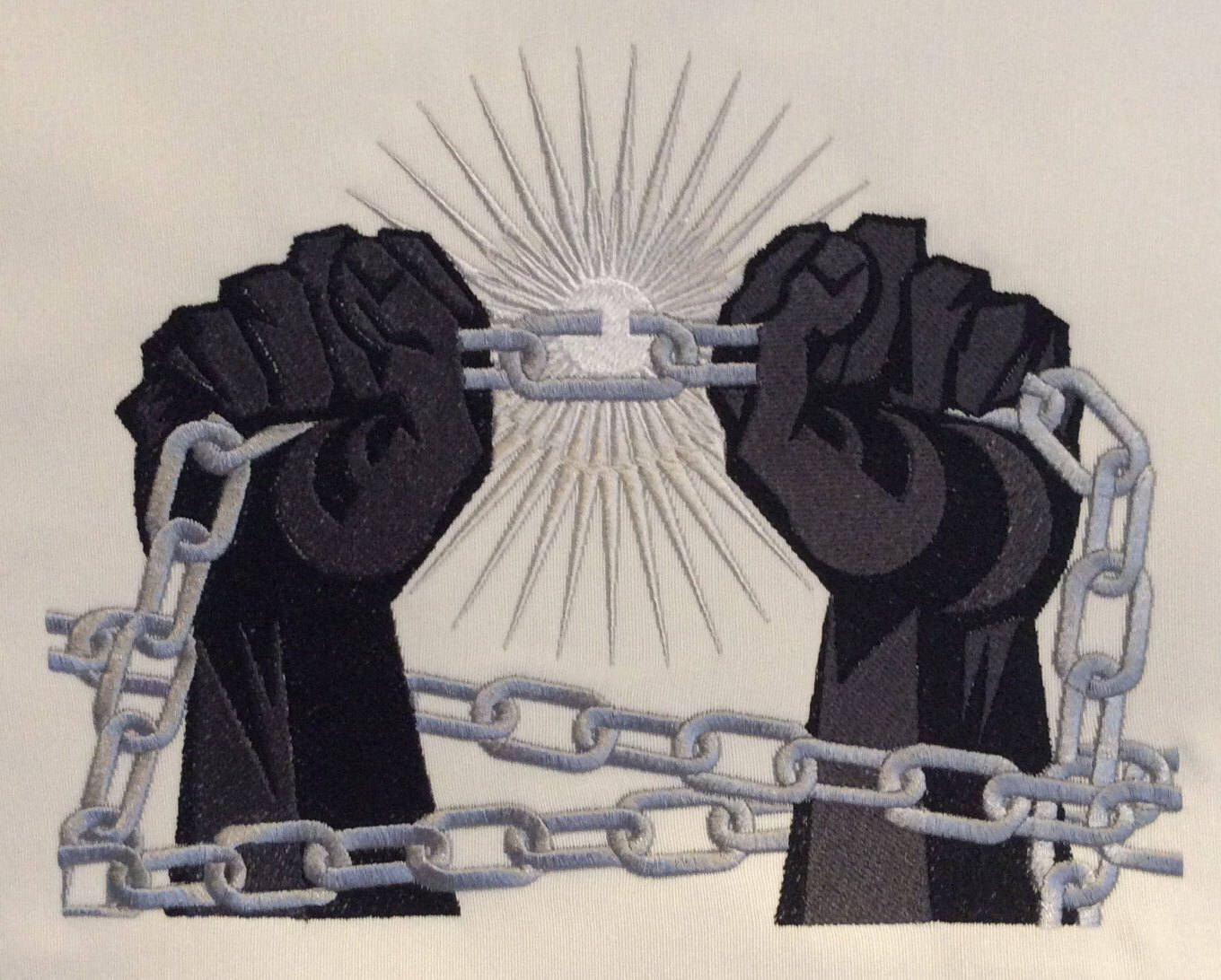 Broken chains break the chains that hold you instant