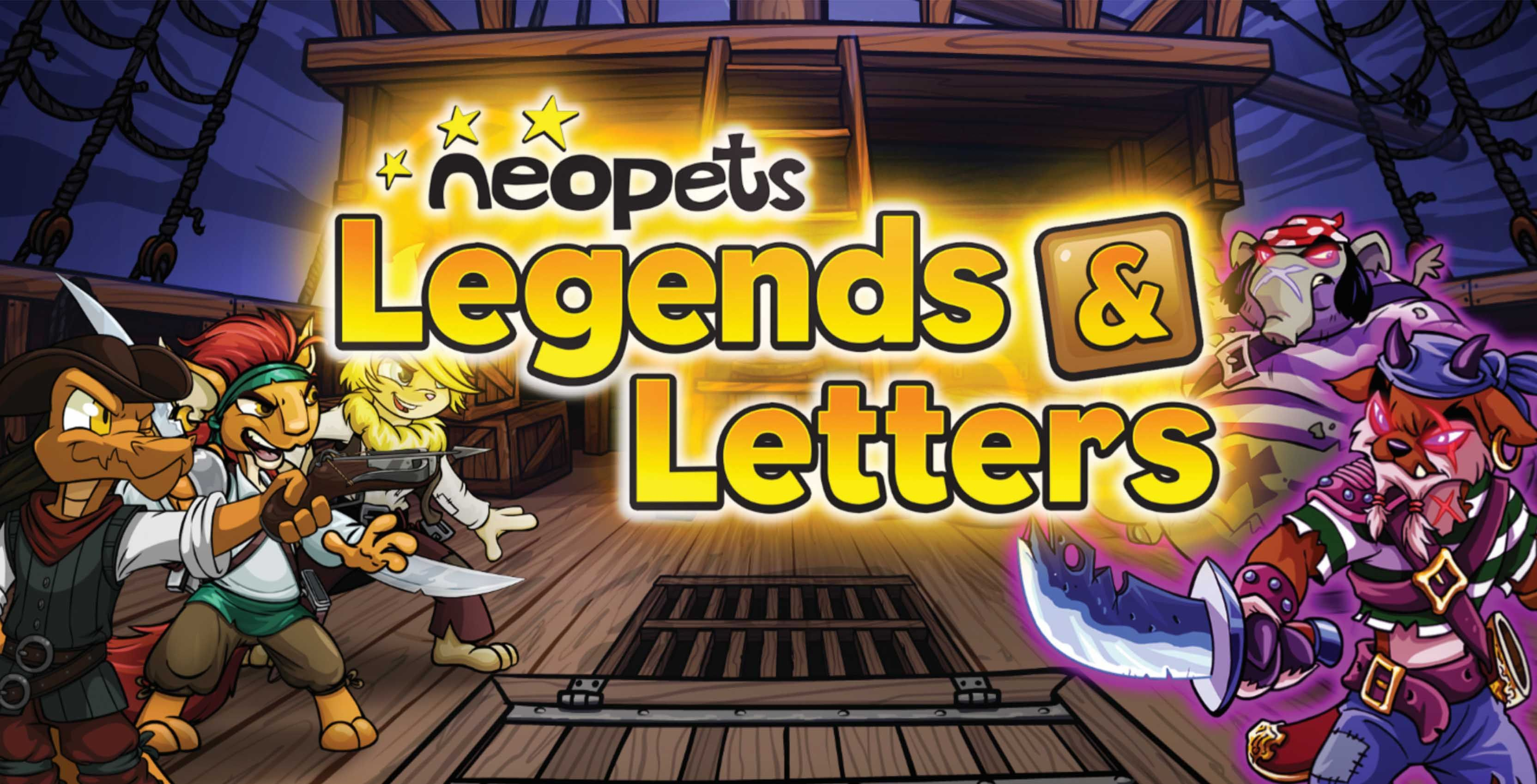 Neopets Legends App! The magicians, Scandal, The incredibles