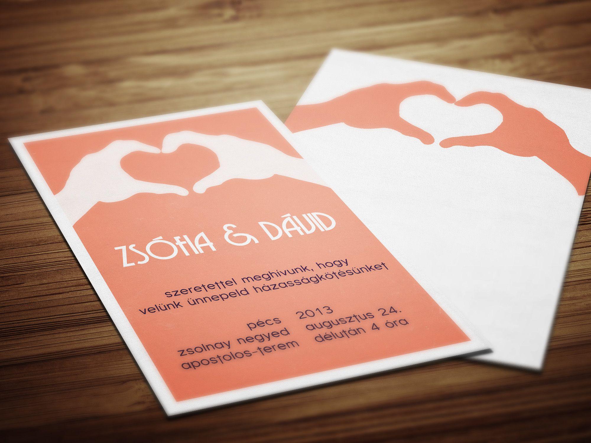 Wedding Invitation Eskuva I Megha Va Wedding Invitations Sajat