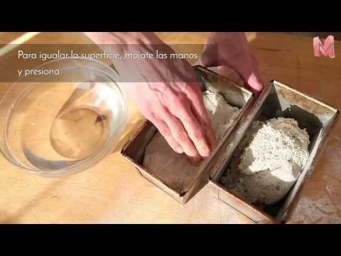 Pan sin gluten, como se hace paso a paso - MAMAFERMENTA