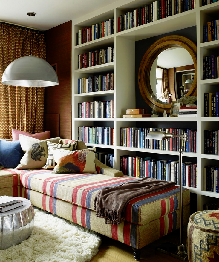 21 Ideas For Home Decorating With Mirrors  Room Inspiration And Unique Living Room Library Design Design Decoration