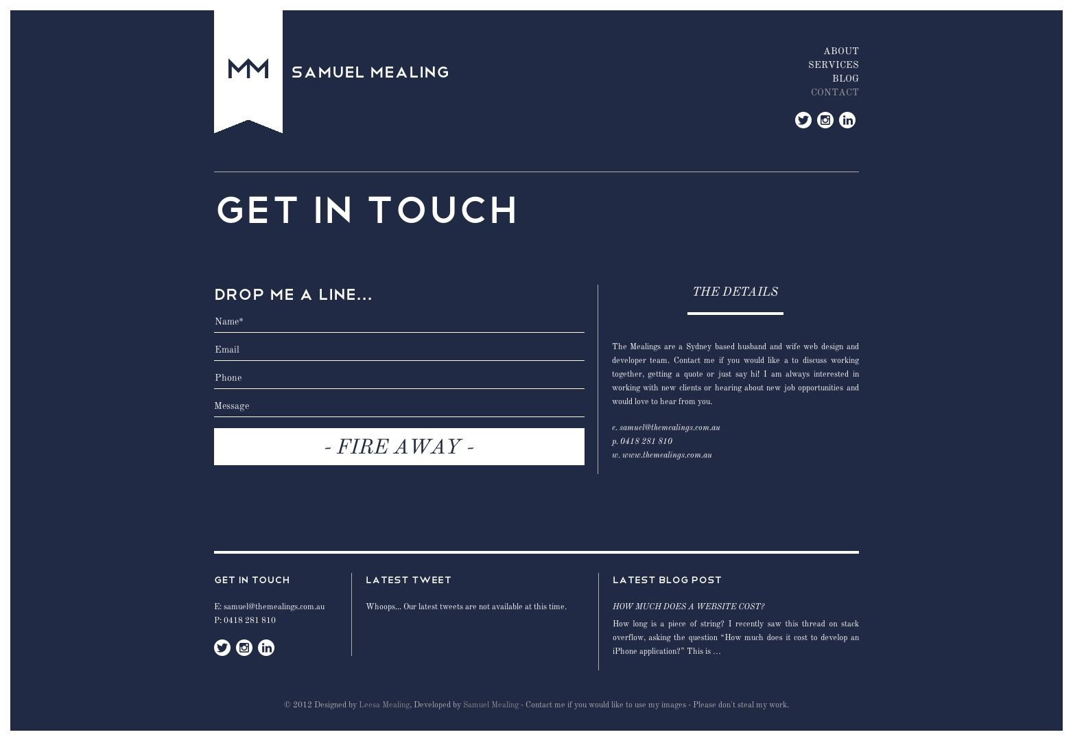 Designing A Responsive Form 20 Inspirational Solutions Contact Us Page Design Web Design Inspiration Form Design