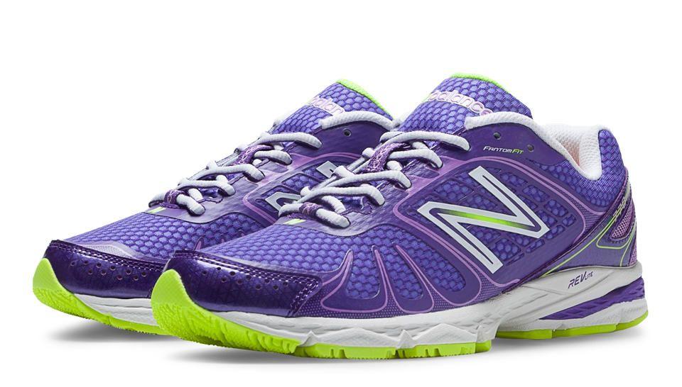 New Balance 770v4, Purple with White & Lime | Shoes I want