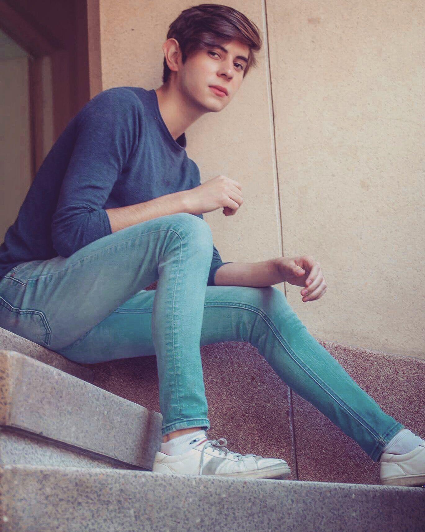 gay emo legs