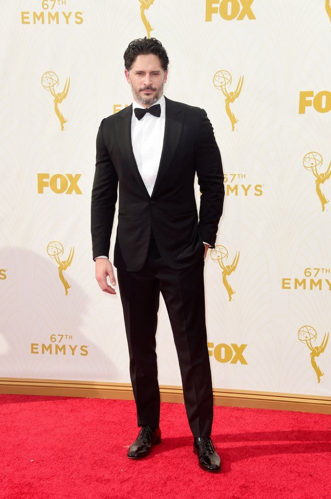 Joe Manganiello Best Dressed Man Men Dress Joe Manganiello