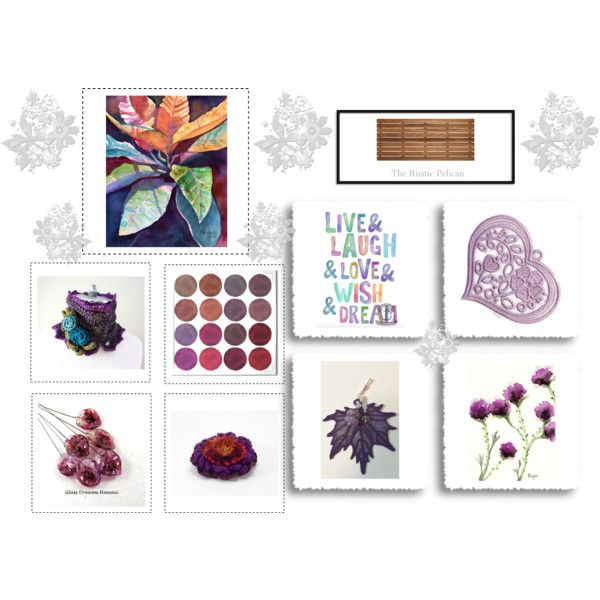 Purple Shades by keepsakedesignbycmm on Polyvore featuring West Elm, etsy, accessories, homedecor and artwork