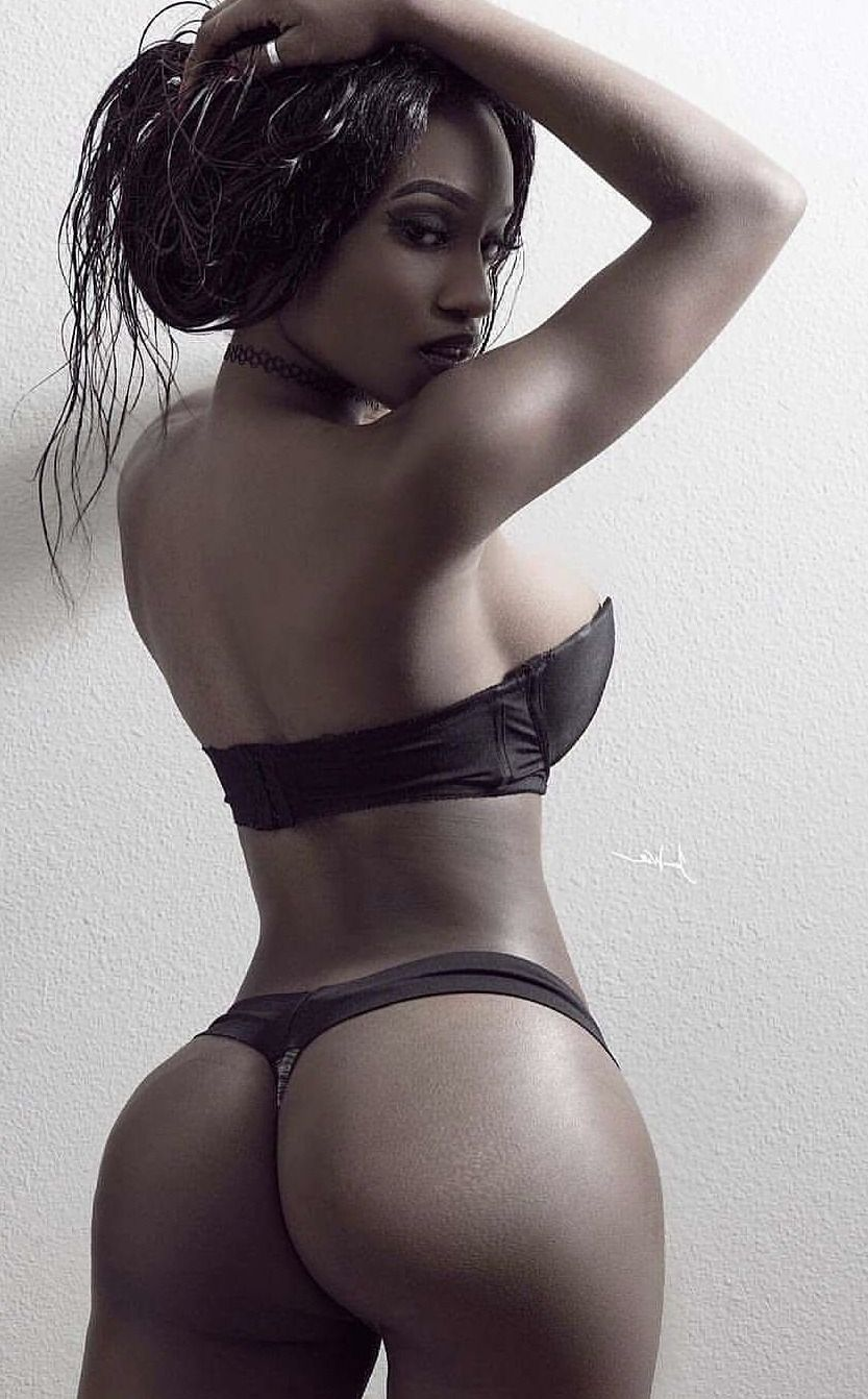 Black women sexy body