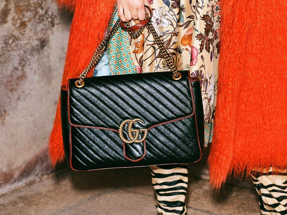 6624b40dd468 Your First Look at Gucci's Pre-Fall 2019 Bags - PurseBlog Celine Bag, Gucci