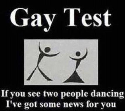 Gay teste