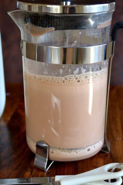 D Coffee Foam Maker