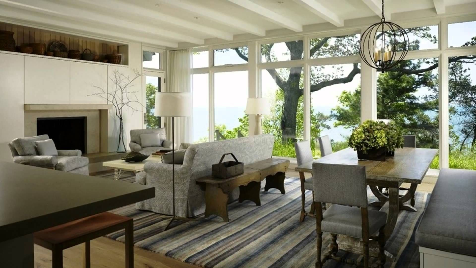 Video That Shows A Ton Of Different Ways To Layout Combination Living Room Dining