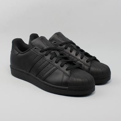 0b8a7938f6 Tênis Adidas Superstar Foundation Preto