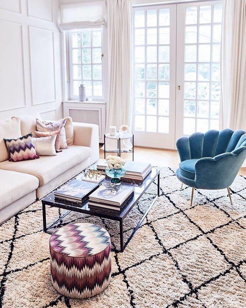 Elegantes wohndesign teppichliebling entdeckt den tollen beniourainteppich unserer