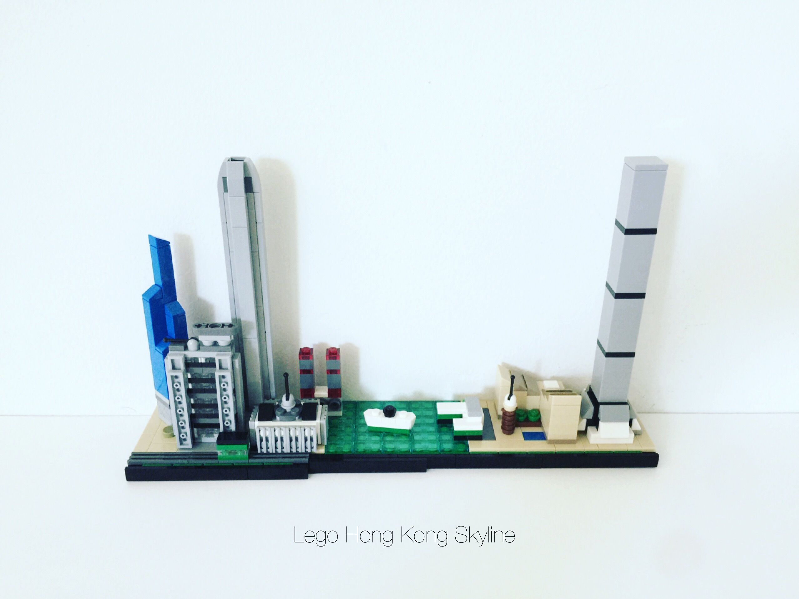 lego moc hong kong skyline lego architecture moc pinterest lego moc lego and lego. Black Bedroom Furniture Sets. Home Design Ideas