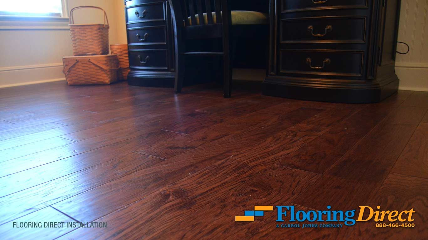 Thursday S Child Is This Beautiful Picture From Our Own Hardwood Installation Our Customers Report Their Glowing Flooring Sale Floors Direct Hardwood Floors