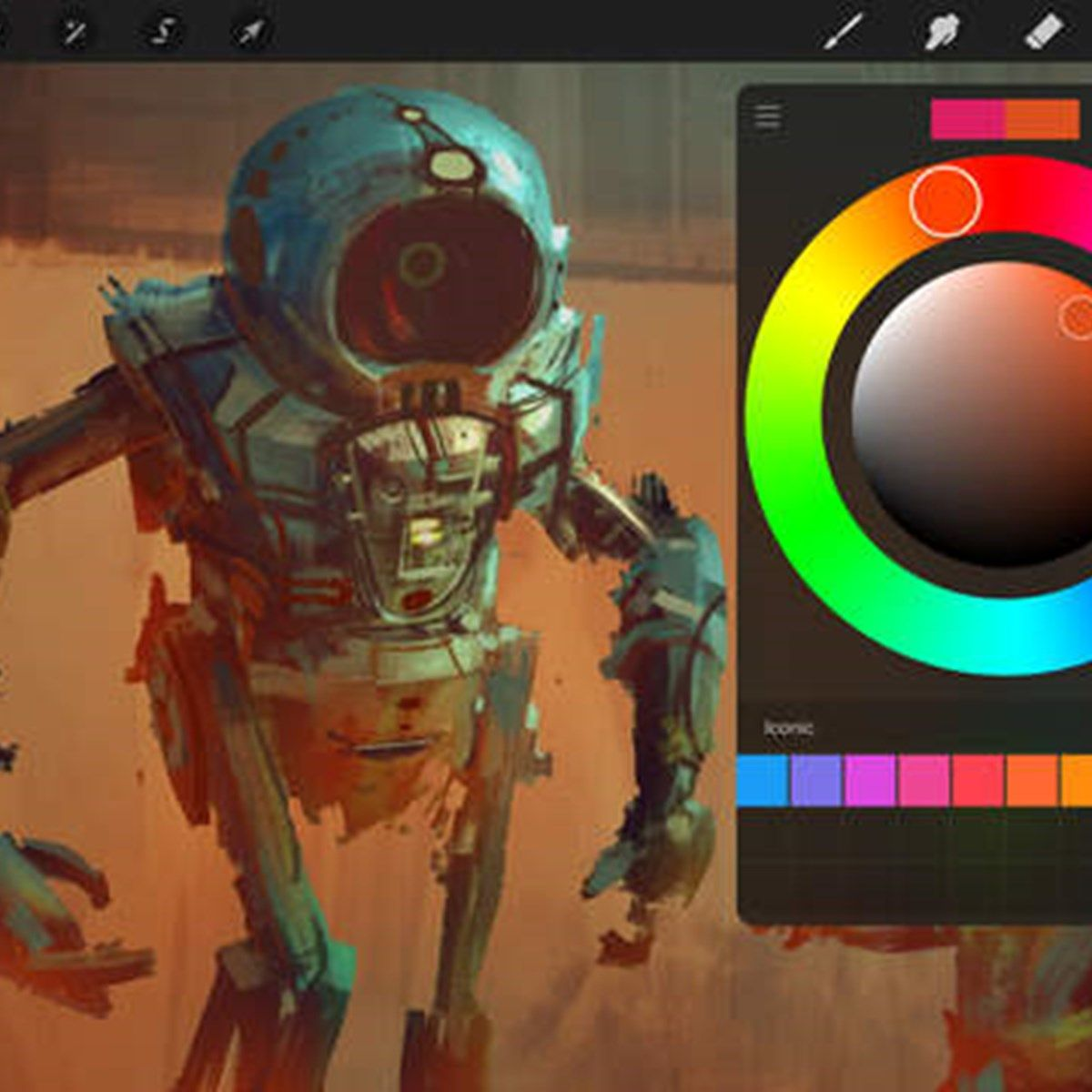 Popular Alternatives to Procreate for Android. Explore 9