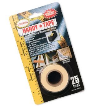 Self Adhesive Measuring Tape Removable And Reusable Versatile Self Adhesive Handy Tape Has Repeating Millimeters And Inc Tape Measure Jewerly Making Adhesive
