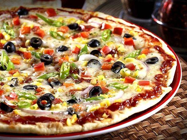 پیتزای سبزیجات   #tst #mozzarella #cheese #tstfoods #shiravaran #pizza #Recipes #تی_اس_تی #موزارلا #شیرآوران #پنیر #موتزارلا #پیتزا #پنیرپیتزا #خمیرپیتزا #آشپزی
