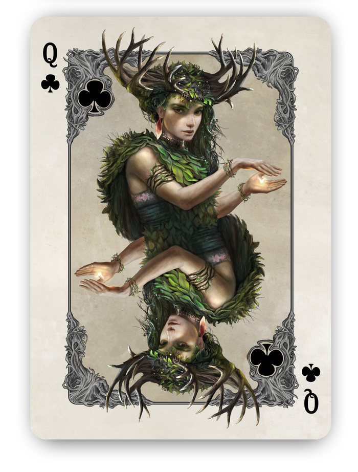 steampunktendencies (With images) Playing cards art