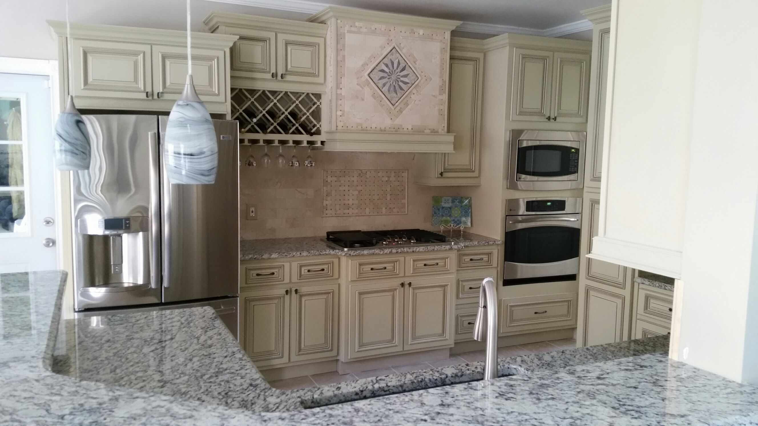 This Was A New Construction Home And We Used Your Faircrest Cabinets  Jamie  D.