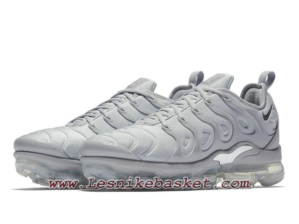 Nike Air VaporMax Plus Triple Grey 924453_005 chaussures nike pas ...